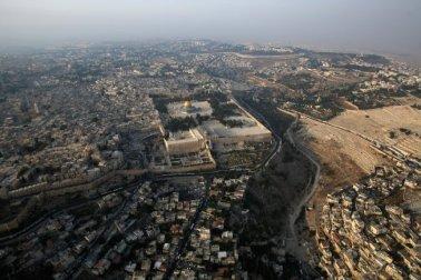 Jerusalem Birdseyeview